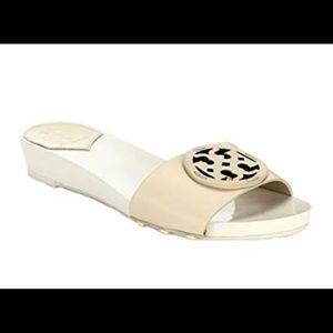 00871bcfcaa55 Tory Burch Shoes - Tory Burch Miller 30MM Slide Sandals Shoes
